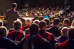 LCU Commencement 2015