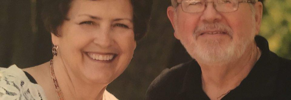 Bob and Lorraine Szoke
