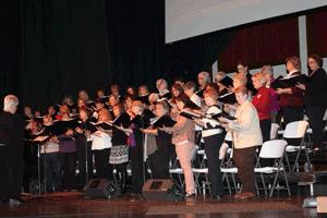 Gloria Choir 2013 Reunion