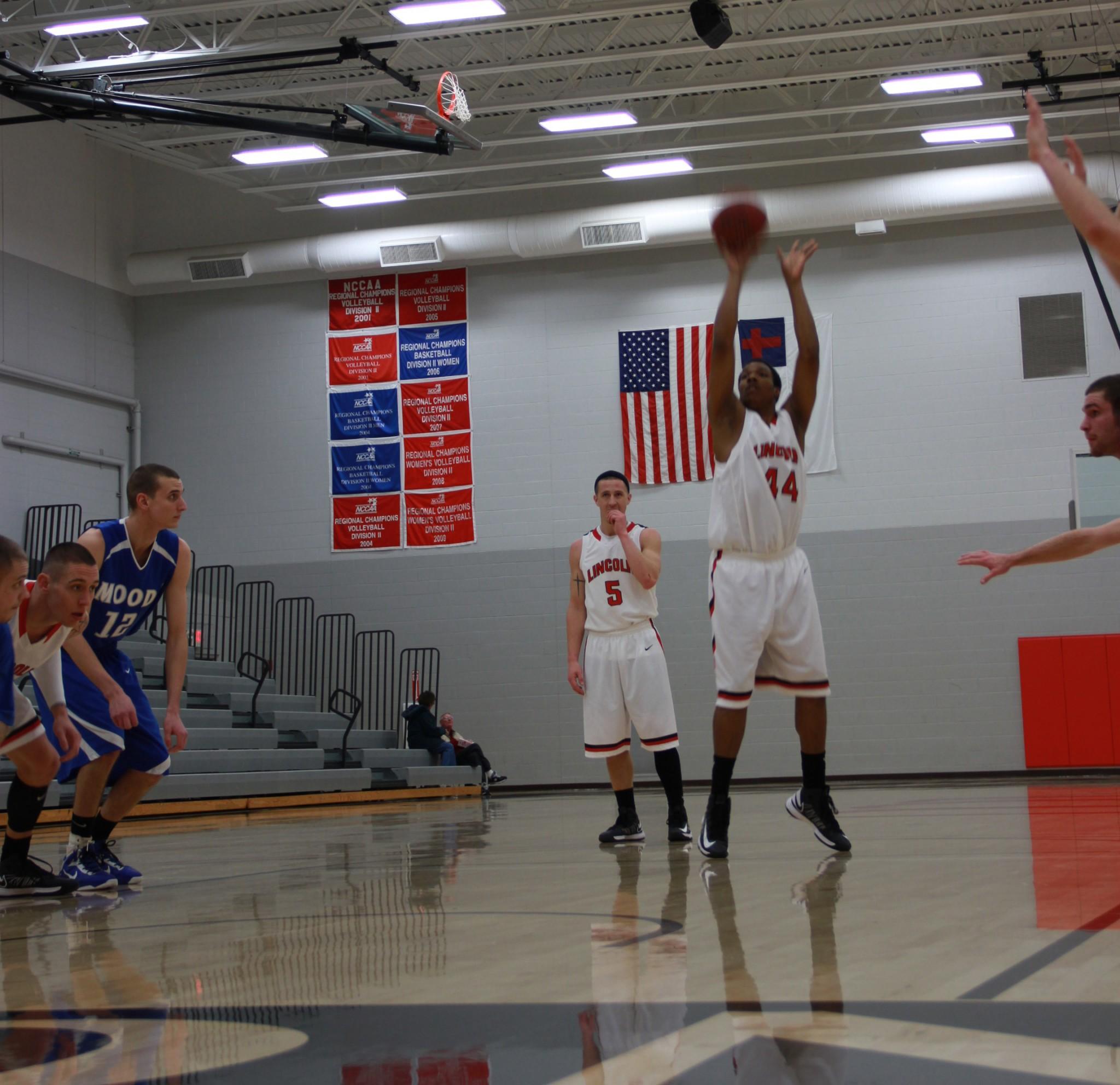 Men's Basketball 2013-14