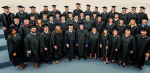 Graduate and Seminary class of 2015