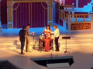 Advent Service 2014