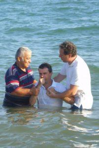Gentile baptism