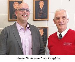 Justin Davis Hall-of-Fame