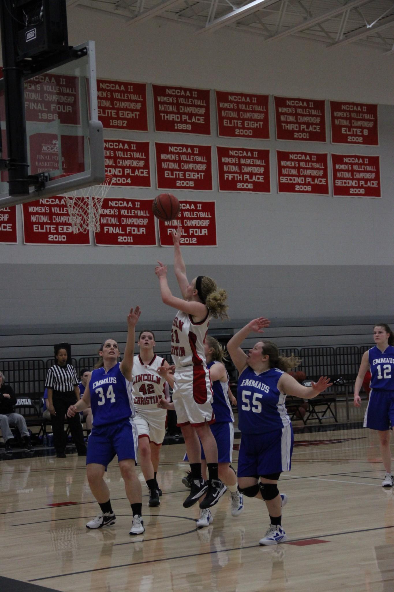 Women's basketball 2013-14
