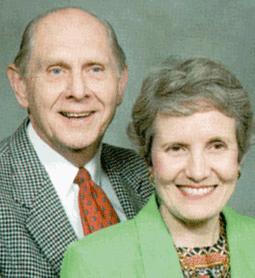 Jim and Jewel Strauss