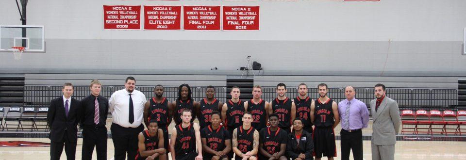 Men's Basketball 2012-13
