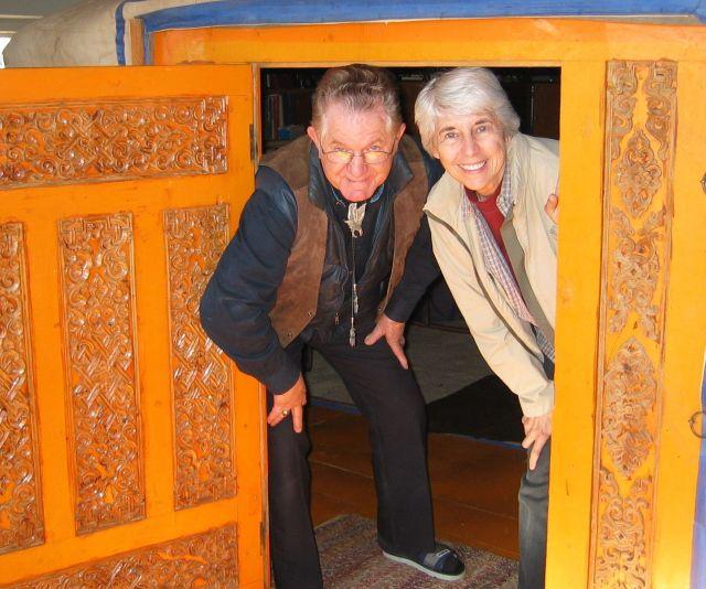 Dr. Paul and Ricki Clark
