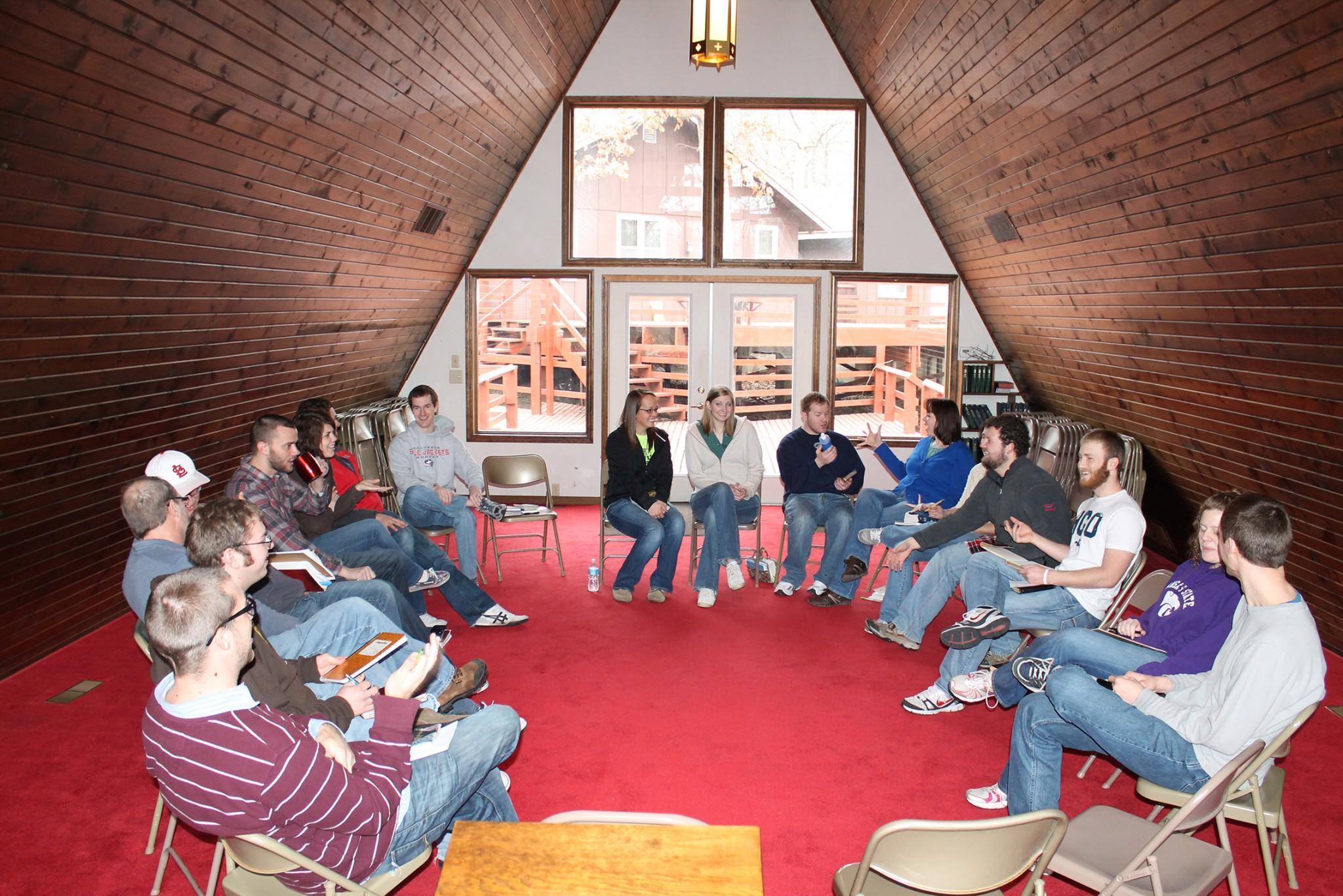 Seminary retreat 2013