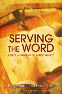 Serving the Word cover