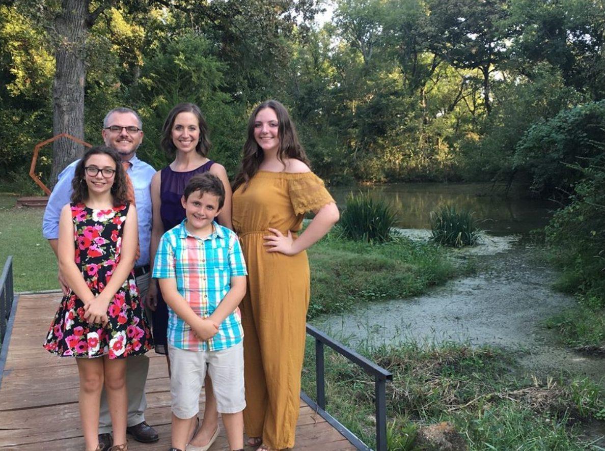 Nathan Davenport Family
