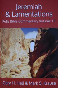 Jeremiah and Lamentations, Dr. Gary Hall