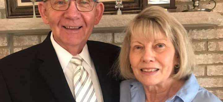 Rick and Dorothy Walston