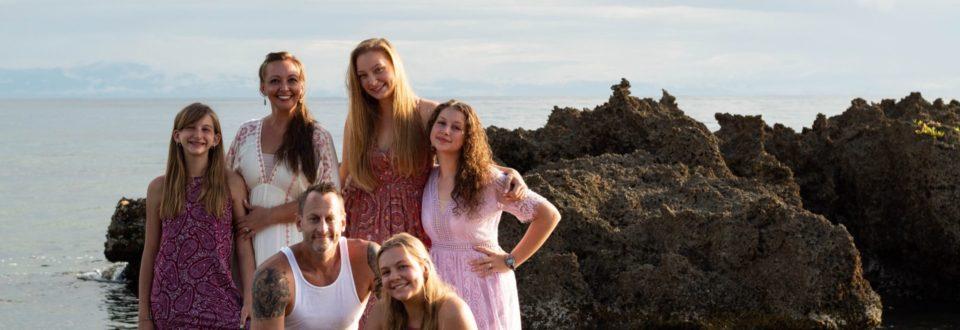 Paul and Jessica Davis Family